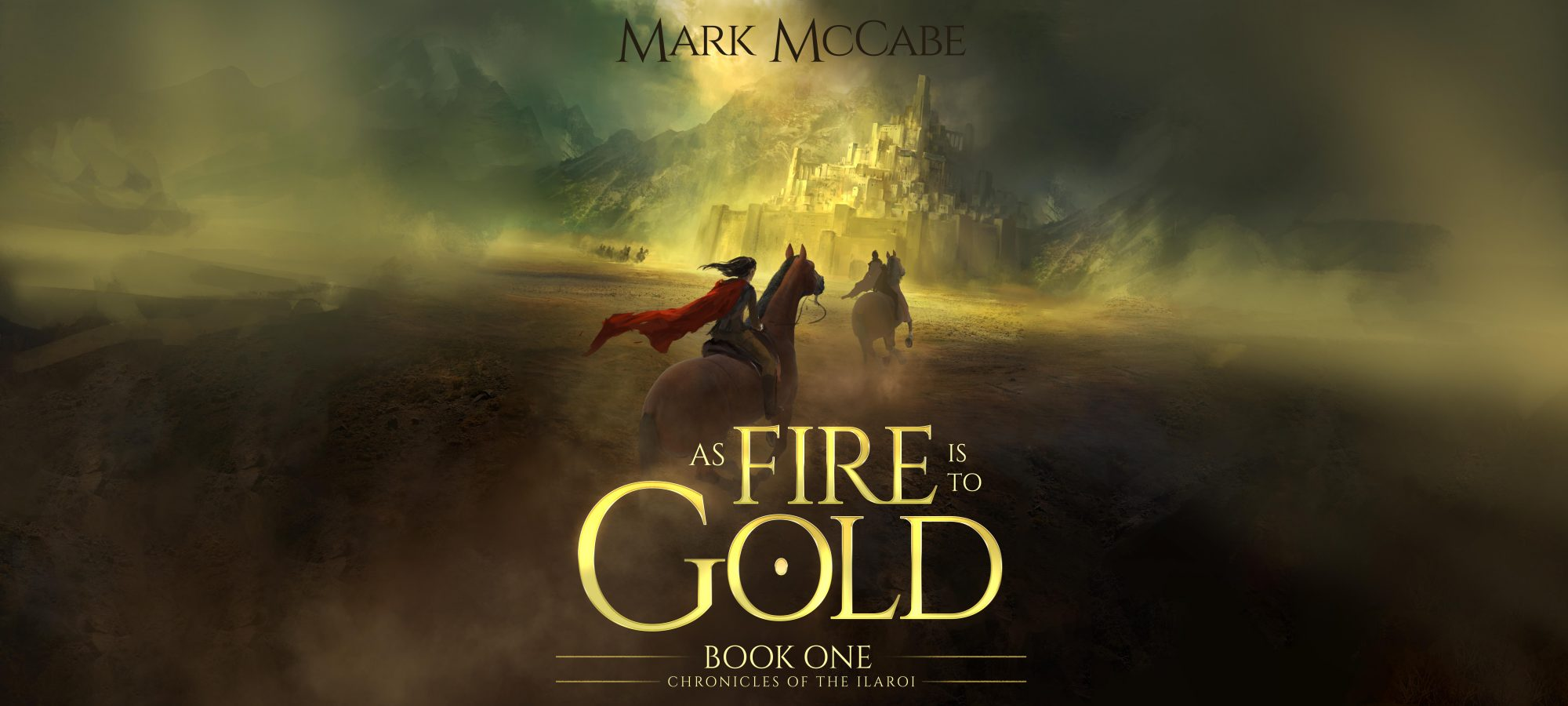 Mark McCabe | Author