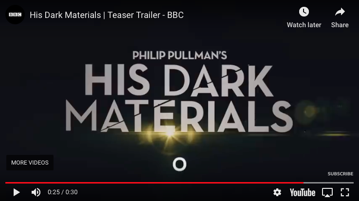 His Dark Materials trailer: First look at BBC fantasy adaptation starring James McAvoy and Ruth Wilson